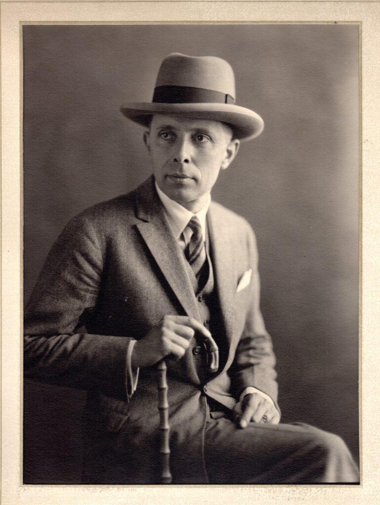 Arnold Ronnebeck, Denver, undated.